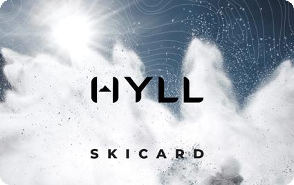 HYLL Skicard