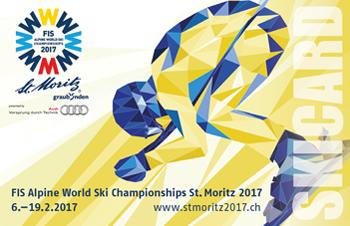 WM St. Moritz Skicard