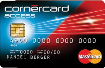 Corner Access Card