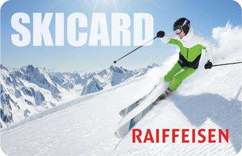 Raiffeisen Skicard