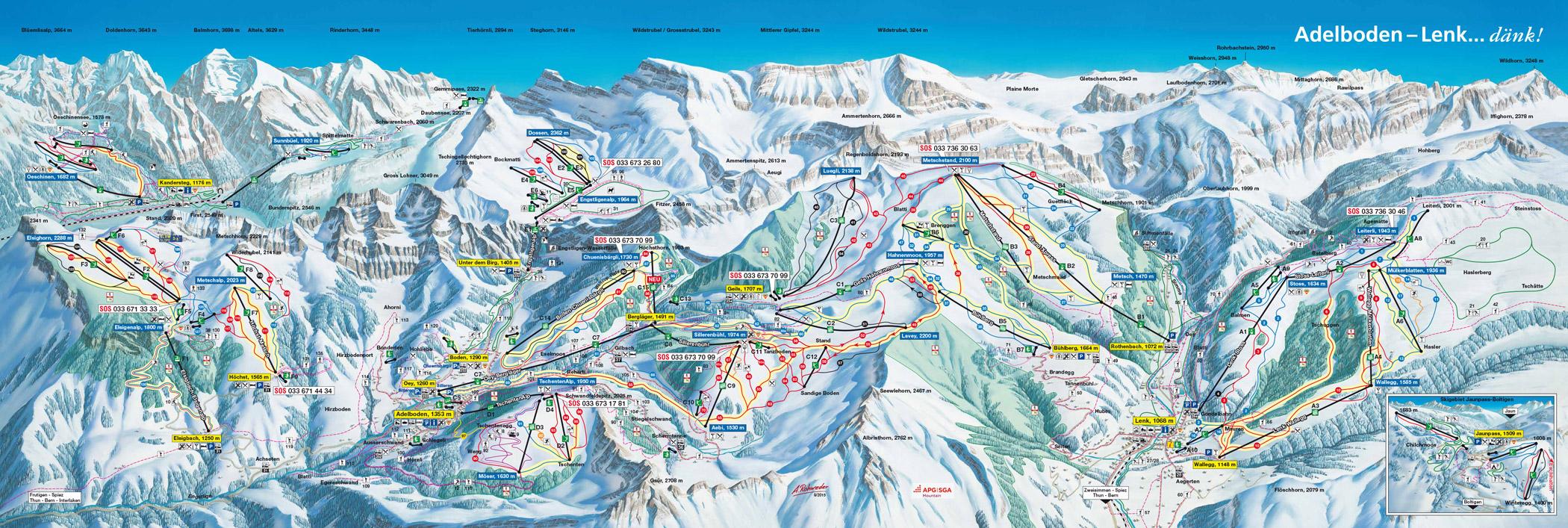 slopes-plan